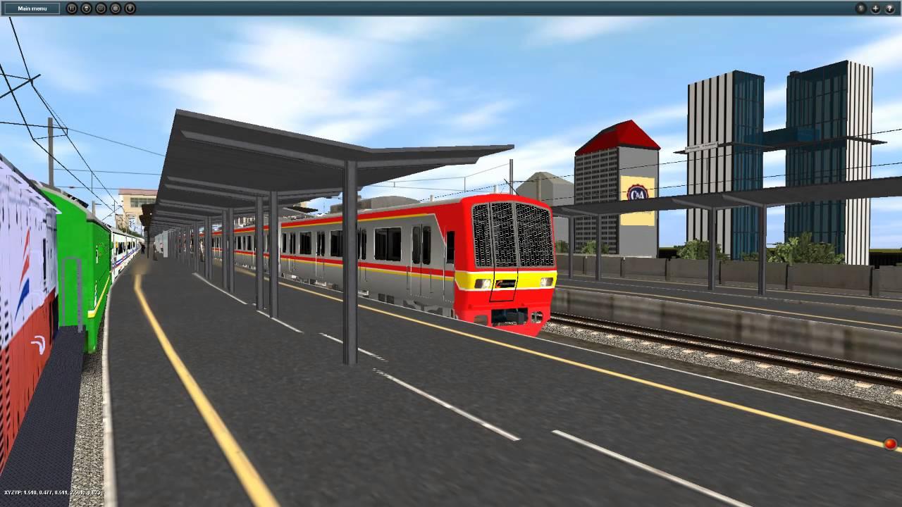Add On Krl Trainz Simulator