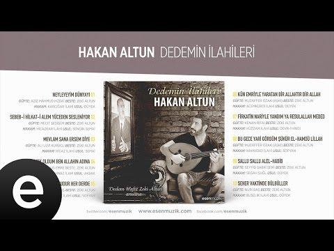 Aşık Oldum Ben Allahın Adına (Hakan Altun) Official Audio #dedeminilahileri #hakanaltun