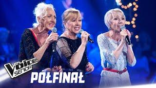 "Siostry Szydłowskie - ""Winter Wonderland"" - Półfinał - The Voice Senior 1"