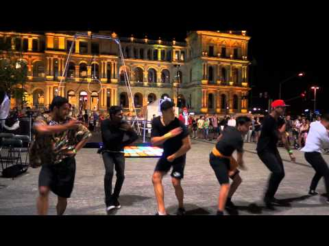 Brisbane G20 Cultrual Celebration Dance- Academy of Brothers