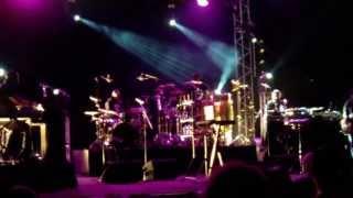 Erykah Badu- Intro - Gone baby, don't be long @ Cognac Blues Passions 2013
