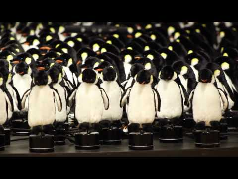 Daniel Rozin: Penguins Mirror