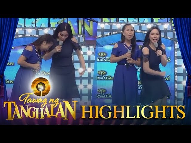 Tawag ng Tanghalan: Mariel finally finds her long lost twin!
