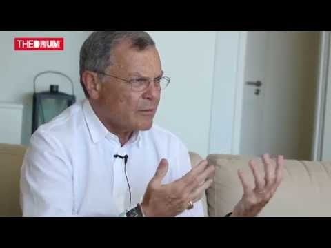Sir Martin Sorrell - What does it take to be a great CEO?