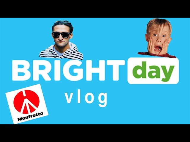 Bright day Vlog: #manfrottochalllenge
