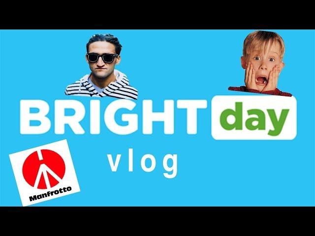 Bright day Vlog: #manfrottochalllenge