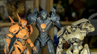 exclusive pacific rim uprising toy review diamond select toys