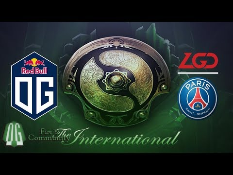 OG vs PSG.LGD - Game 4 - The International 2018 - Main Event - Grand Final.