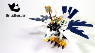 Kijk Lego Chima 70124 Eagle Legend Beast filmpje