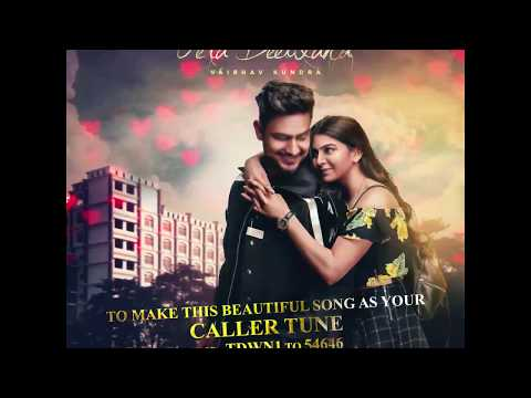 Caller Tunes: Tera Deewana: Vaibhav Kundra Feat. Akshata Sonawane | Sharry Nexus
