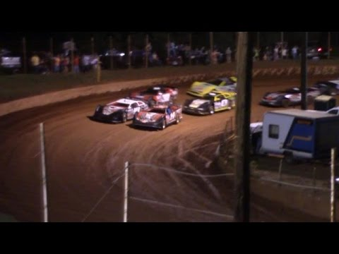 Winder Barrow Speedway Hobby Car Demolition Derby 9/3/16