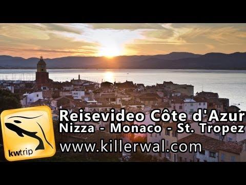 Reisebericht Côte d'Azur - Nizza, Monaco, St. Tropez & Barrage de Malpasset