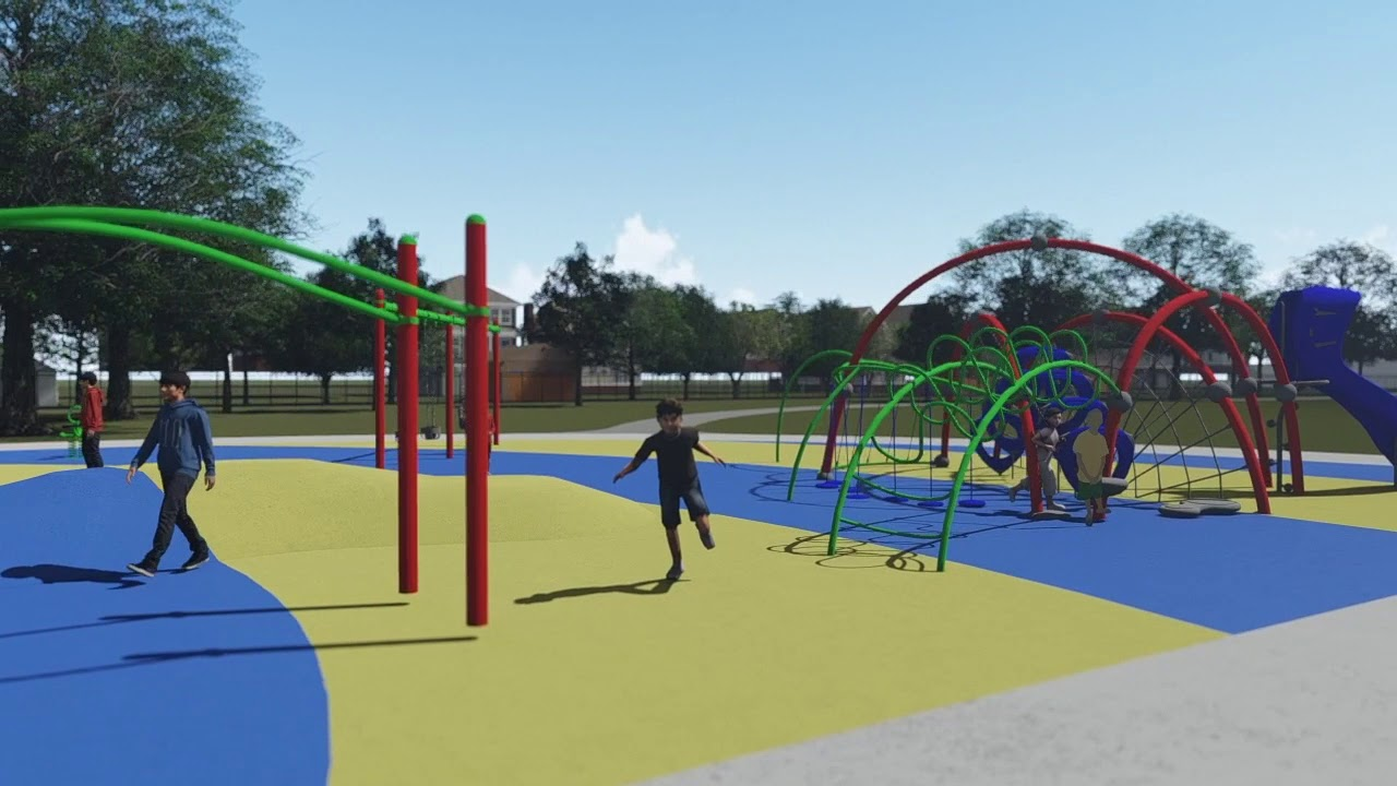 MKE Rec kicks off playfield upgrades as City DPW opens new
