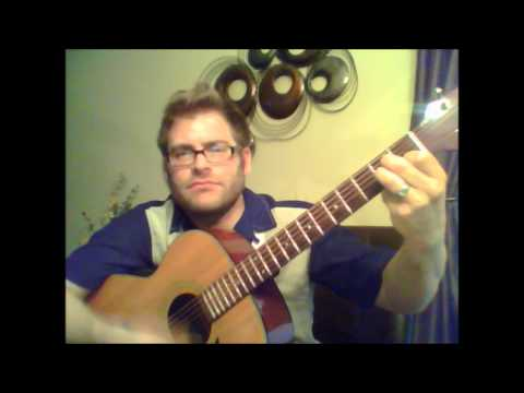 """How to play """"With arms wide open"""" by Creed on acoustic guitar (Made easy)"""