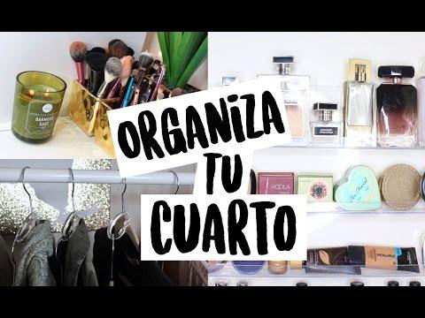 Como Organizar Un Cuarto Pequeño (Apartamento en NYC)   Nathalie Munoz