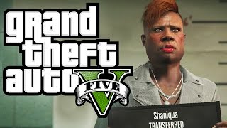 GTA 5 - SEXIEST CHARACTER ! Character Creator on GTA 5 Next Gen (GTA V Funny Moments) Thumbnail