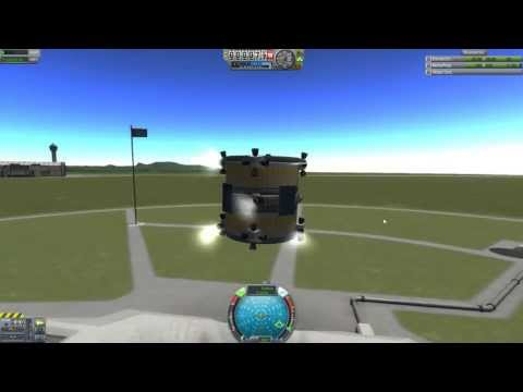 Kerbal Space Program - How To Train Your Rocket