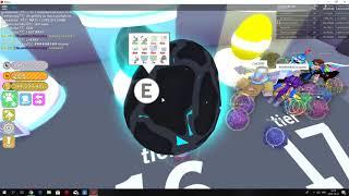 ROBLOX Pet Simulator Opening dominus chest!