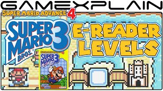 All 38 e-Reader Levels in Super Mario Advance 4: Super Mario Bros 3 - PLAYTHROUGH