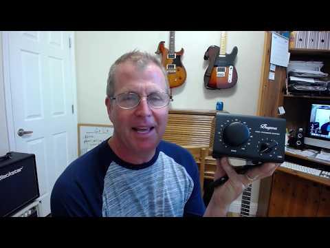 Bugera Power Soak Attenuator Bedroom Jammers Rejoice Youtube