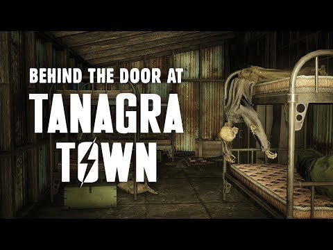 Behind the Door at Tanagra Twon - Special Fallout 76 Live Stream with Oxhorn
