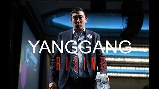 Andrew Yang Rising