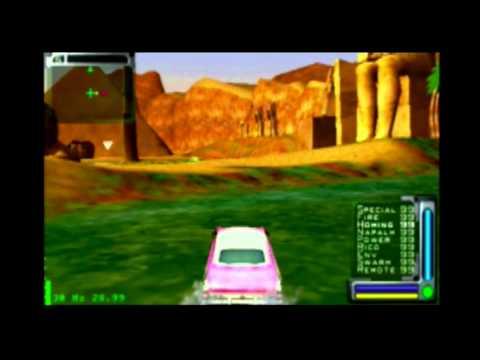 Demos Series - Episode 29 - Sampler Disc for PSP Vol. 1