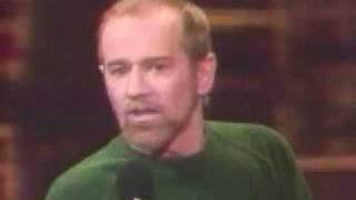George Carlin-some people are stupid