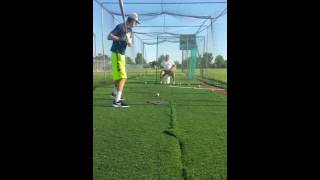 Diego - Hitting Session