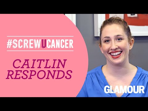 Caitlin Answers Questions About Implants & Her Preventative Mastectomy–Glamour's Screw You Cancer