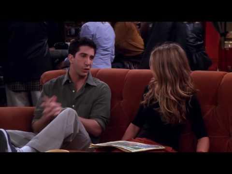 Friends - Rachel teaches Joey to sail a Boat.