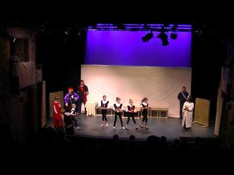 Cinderella G2K Hedgerow Theatre Part 1