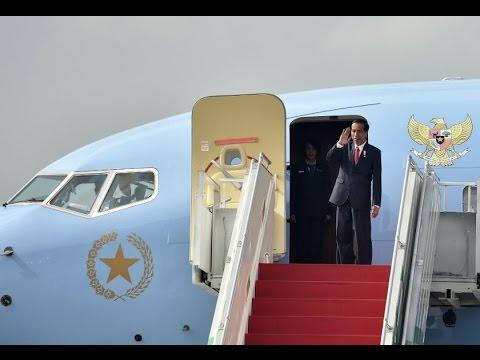 Ini Sederet Upacara Negara Sambut Presiden Jokowi di New Delhi
