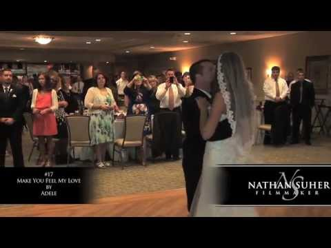 Top 25 First Dance Wedding Songs