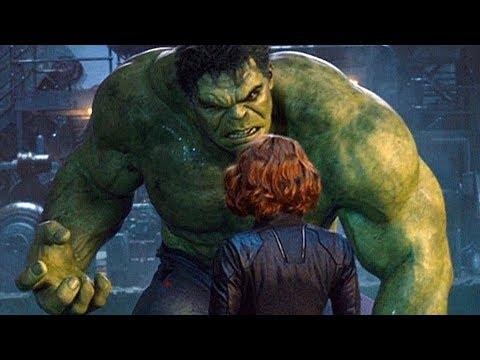 Cosas Extrañas De La Relación De Hulk Y Black Widow