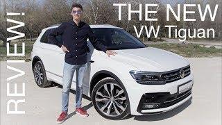 Volkswagen Tiguan R-Line | Review!