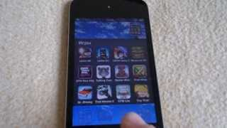краткий обзор apple ipod touch 4 32gb