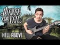 Pierce The Veil |  Hell Above | GUITAR COVER (2020) + Screen Tabs