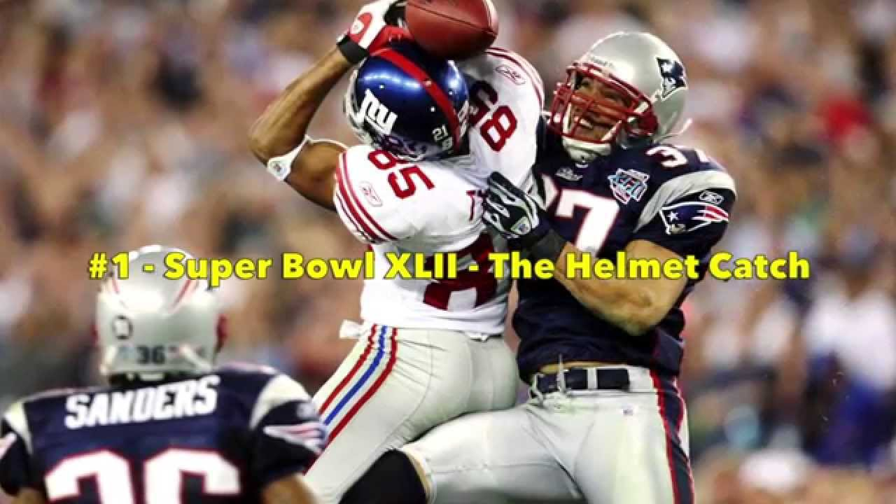 1a8cee615 TOP 10 Super Bowl Plays of All-time - YouTube