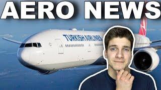 So ALT sind TURKISH AIRLINES Flugzeuge! AeroNews