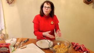 Gluten Free Pie Crust Apple Pie Recipe - Inspiration Mixes Live Gluten Free Cooking Show 2nd