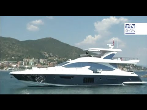 [ENG] AZIMUT 80 - Review - The Boat Show