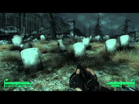 Fallout 3 MYTH:ARLINGTON CEMETERY GHOST |
