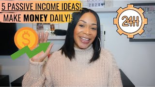 HIGH PAYING PASSIVE INCOME IDEAS/WORK FROM HOME/LOW START UP COST/ FOR BEGINNERS IN 2020