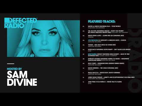 Defected Radio Show presented by Sam Divine - 02.02.18