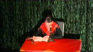 Gloria Frost liest Der Purpurschnitter Teil 2
