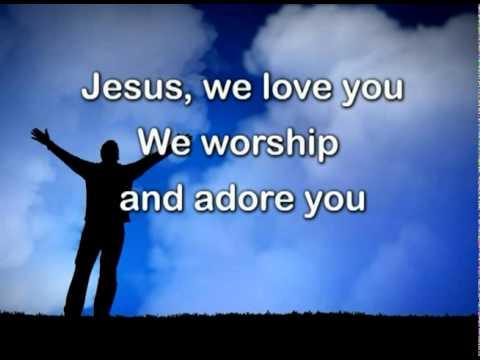 Glorify Thy Name