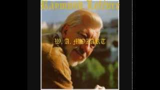 """Raymond LEFEVRE, W. A. Mozart -  Sérénade N° 13 en sol majeur """"Eine kleine Nachtmusik"""""""