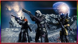 """DESTINY"" FIRST MISSION! I"