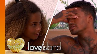 Amber Asks Michael Why He Changed His Tune | Love Island 2019